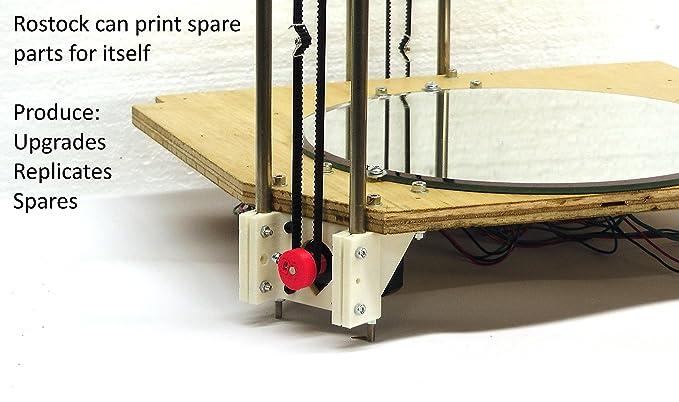 Kit completo de impresión 3D Delta: Amazon.es: Bricolaje y ...