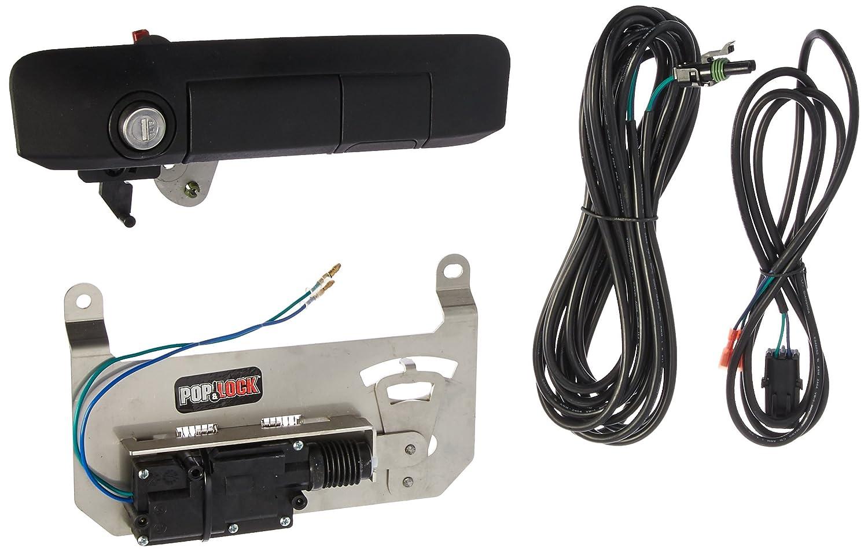 Pop & Lock PL8550 Tailgate Lock