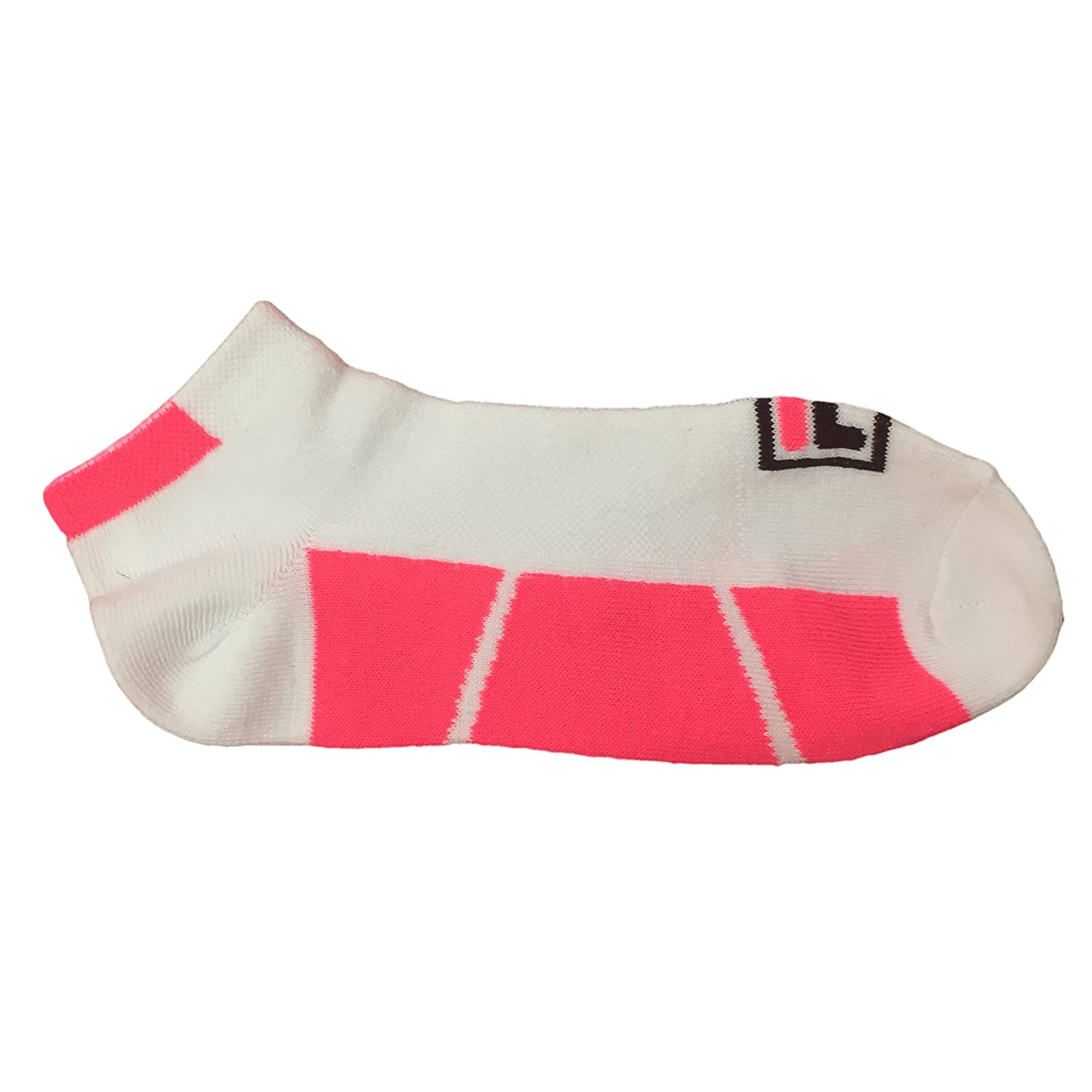 Amazon.com: Fila Women Socks - Shock Dry Low-cut White Assorted Color 3 Pairs: Clothing