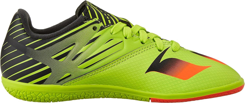 Little Kid//Big Kid adidas Performance Messi 15.3 Indoor Soccer Shoe