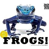 カレンダー2020 FROGS! (ヤマケイカレンダー2020)
