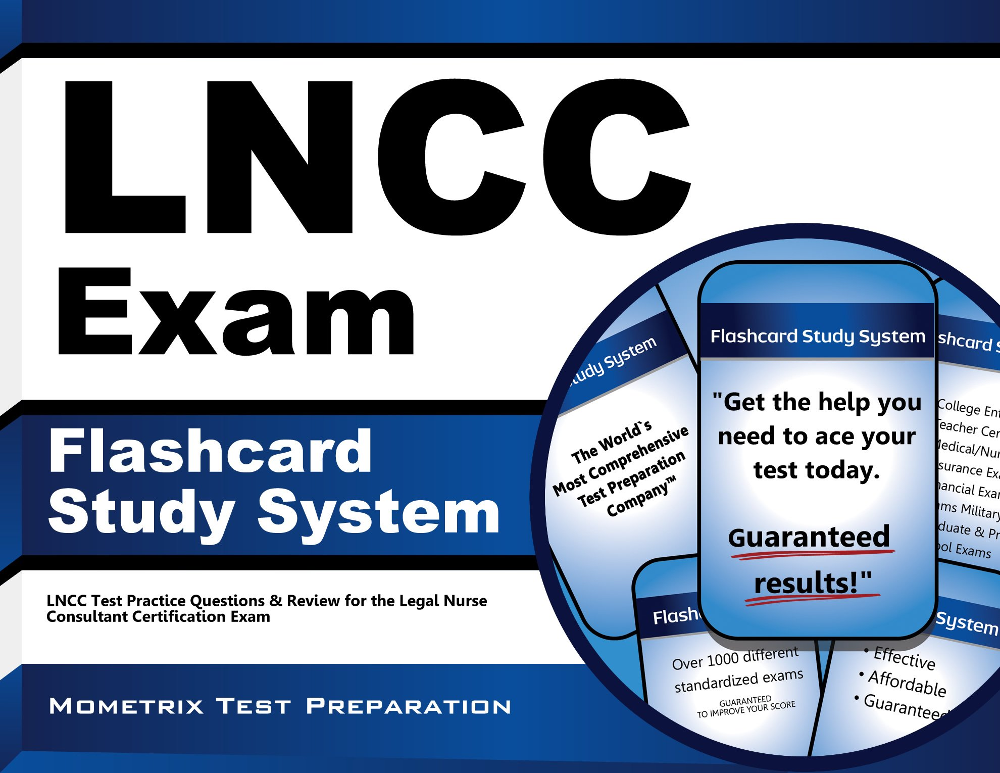 Read Online LNCC Exam Flashcard Study System: LNCC Test Practice Questions & Review for the Legal Nurse Consultant Certification Exam pdf epub
