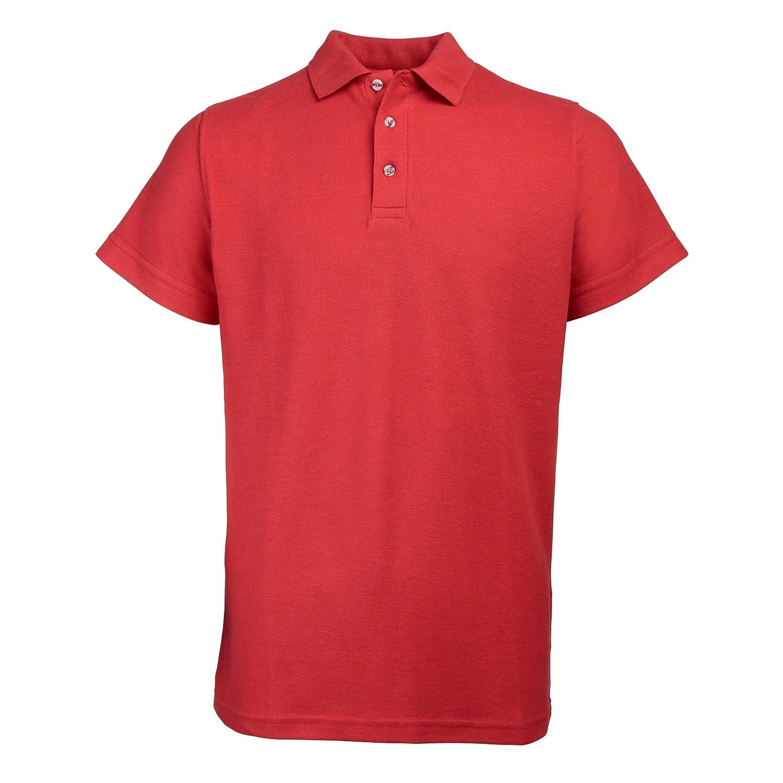 RTY Workwear - Polo pique grueso de mangar corta para hombre (Tallas disponibles S hasta 10XL / Disponibles tallas extra grandes