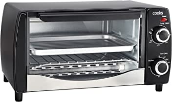 Cooks 4-slice Toaster Oven