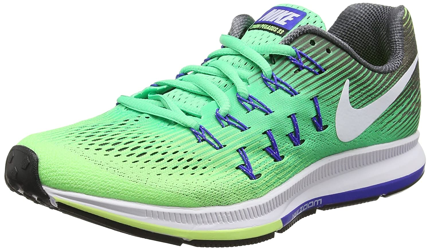 on wholesale best sell offer discounts Nike Air Zoom Pegasus 33 Electro Green/White/Ghost Green ...
