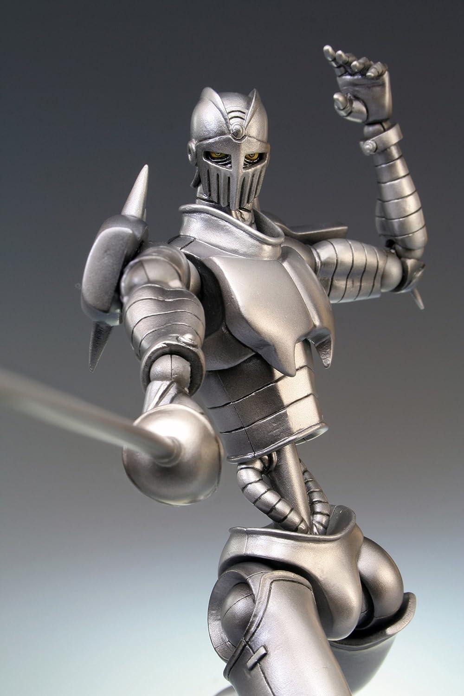 Medicos JoJos Bizarre Adventure Part 3--Stardust Crusaders Silver Chariot Super Action Statue
