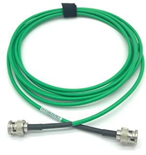 Belden 1855A HD-SDI Mini RG59 Video Cable 4.5 GHZ  BNC Male to BNC Male  6 ft.