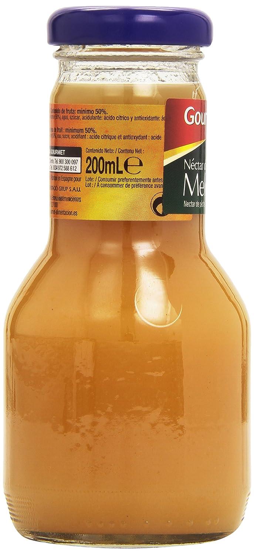 Gourmet - Néctar de melocotón - 200 ml: Amazon.es: Alimentación y bebidas