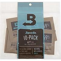 Boveda 62-Percent RH 2-Way Humidity Control, 8 gram - 10 Pack