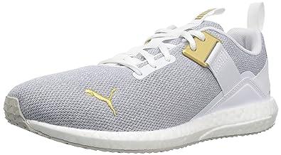 2e819934094 PUMA Women s Mega NRGY Street Wn Sneaker White Team Gold