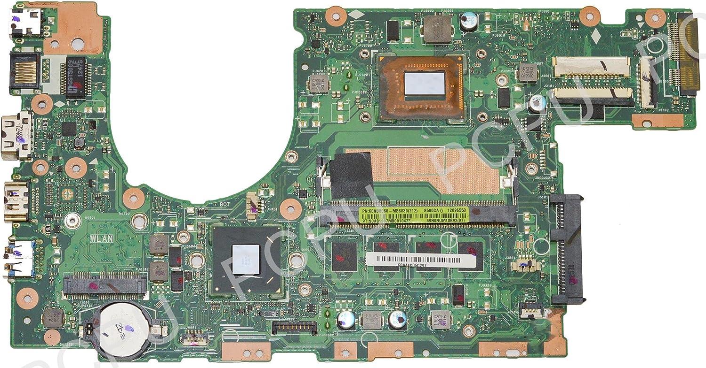60NB0060-MB6030 Asus S500CA Laptop Motherboard w/Intel i3-3217U 1.8GHz CPU