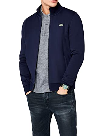 b619d44685 Lacoste Sh7616 - Sweat-Shirt - Homme: Amazon.fr: Vêtements et ...
