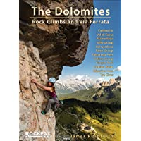 The Dolomites: Rock Climbs and via Ferrata