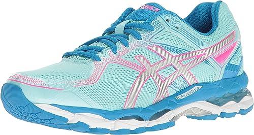 ASICS Gel-Surveyor 5 Zapatillas de correr para mujer, Azul (Aqua ...