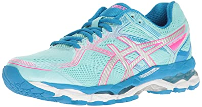 ASICS Women's Gel-Surveyor 5 Running Shoe, Aqua Splash/Silver/Diva Blue