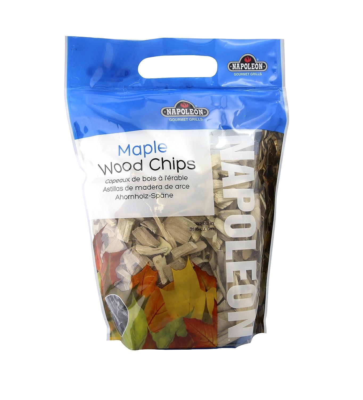 Napoleon 67002 Maple Wood Chips, 2-Pound Bag