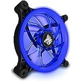 Ventilador para Gabinete LED Eagle Warrior Aurora Azul