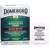 Domeboro Medicated Soak Rash Relief