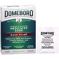 Domeboro Medicated Soak Rash Relief (Burow's Solution) 12 Powder Packets