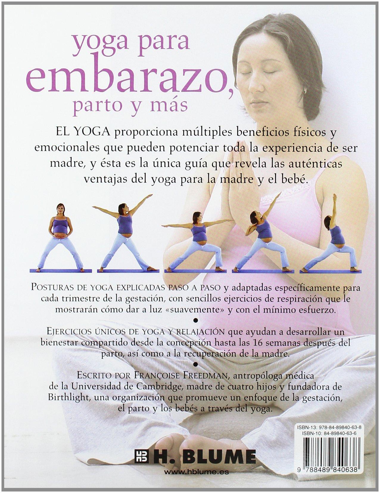 Yoga para embarazo, parto y más: 10 Mens sana in corpore ...