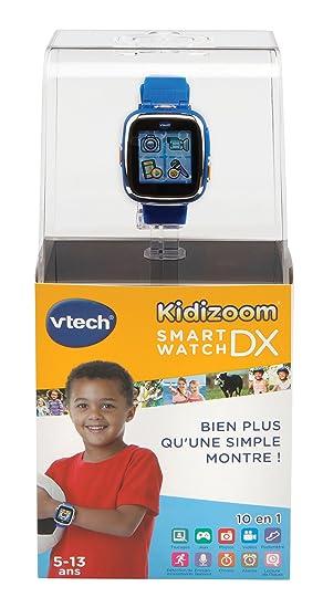 Vtech Kidizoom Smartwatch DX- Reloj infantil inteligente, azul ...