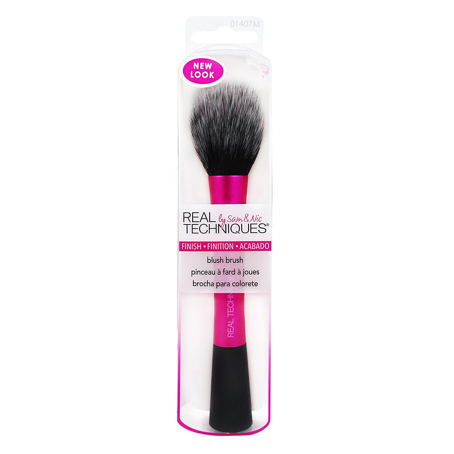 Real Techniques Blush Brush with Setting Brush