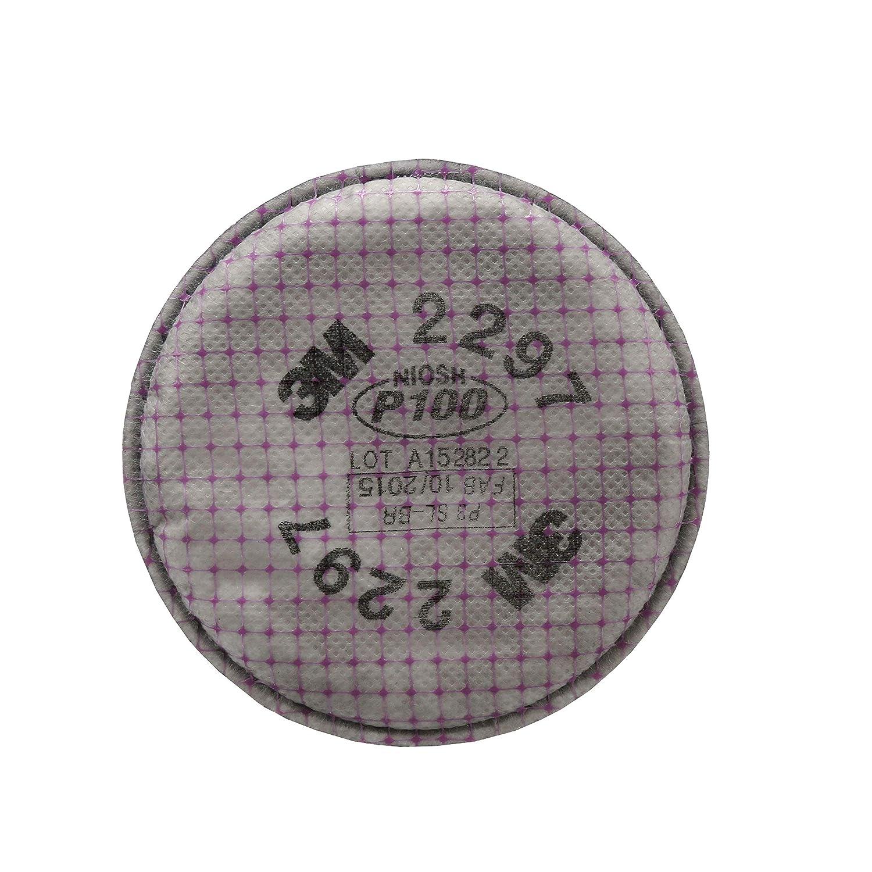 3M Advanced Particulate Filter, 2297, P100