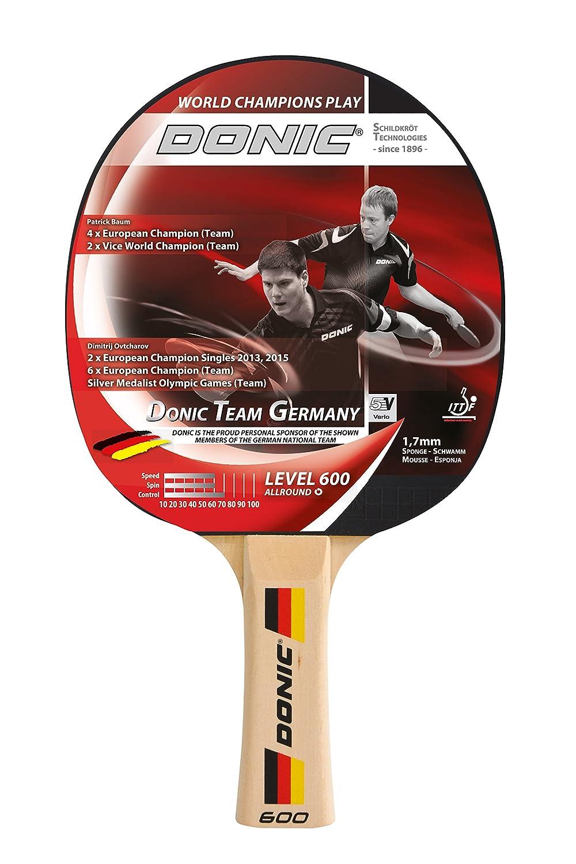 Donic-Schildkröt Table Tennis Bat Team Germany 600 733065