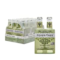 Fever-Tree Premium Ginger Beer, No Artificial Sweeteners, Flavourings or Preservatives...