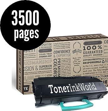 X264A11G X264A21G Black Toner Cartridge for Lexmark X264dn X363dn X364dn X364dw