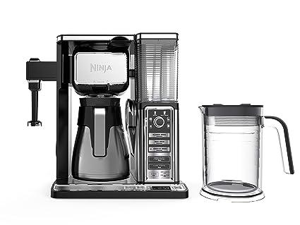 .com: ninja coffee bar auto-iq programmable coffee maker with ...