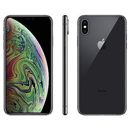 228331fe15c Amazon.com: Apple iPhone Xs Max, AT&T, 64GB - Gray - (Renewed): Electronics