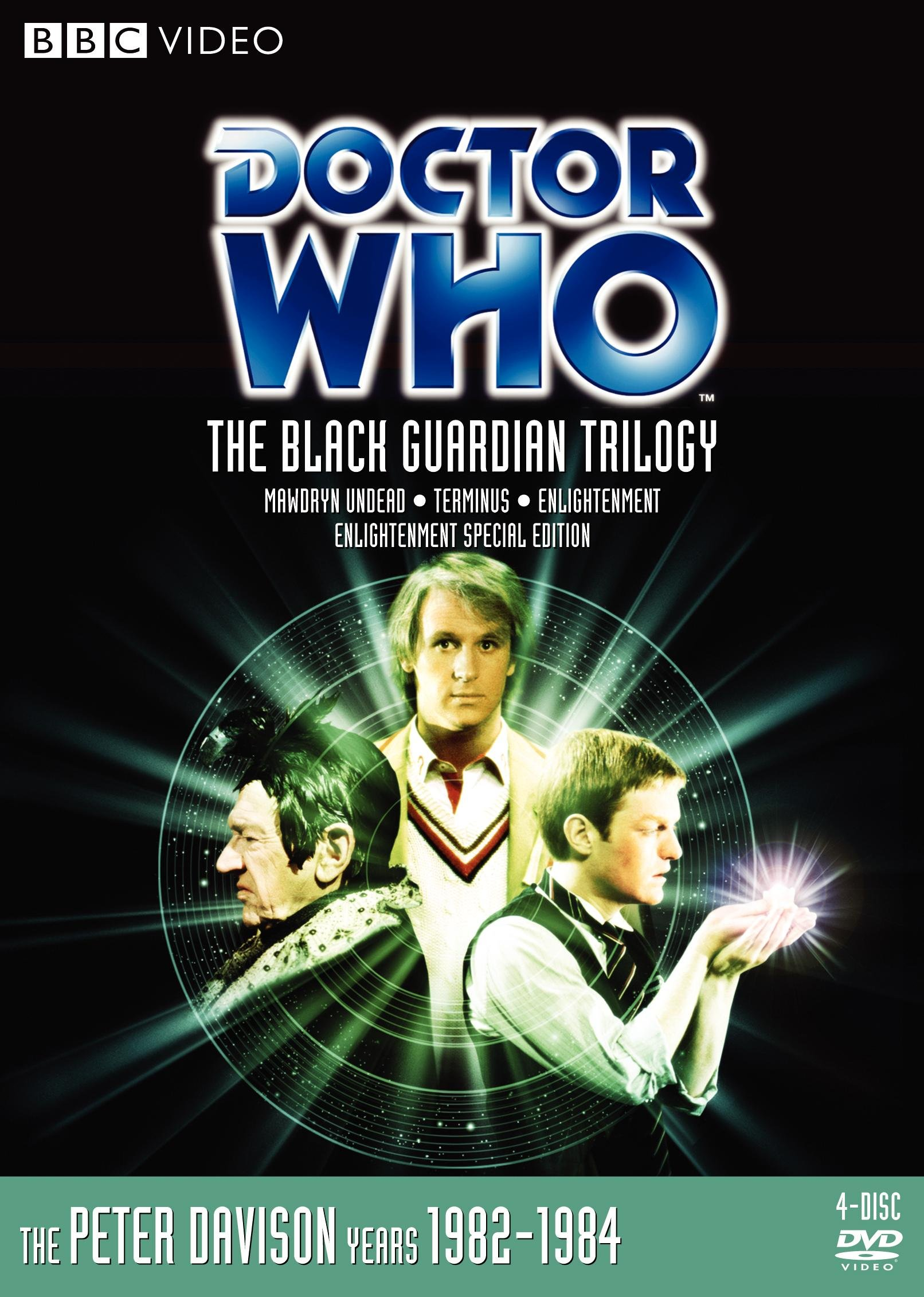 Doctor Who: The Black Guardian Trilogy (Mawdryn Undead / Terminus / Enlightenment) (Stories 126 - 128) by Warner Home Video