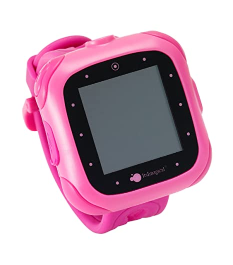 itsImagical - Smart Watch Pink, Reloj Inteligente para niños de Color Rosa (Imaginarium 81817