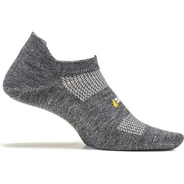 buy Feetures! Men's High Performance Ultra Light No Show Tab