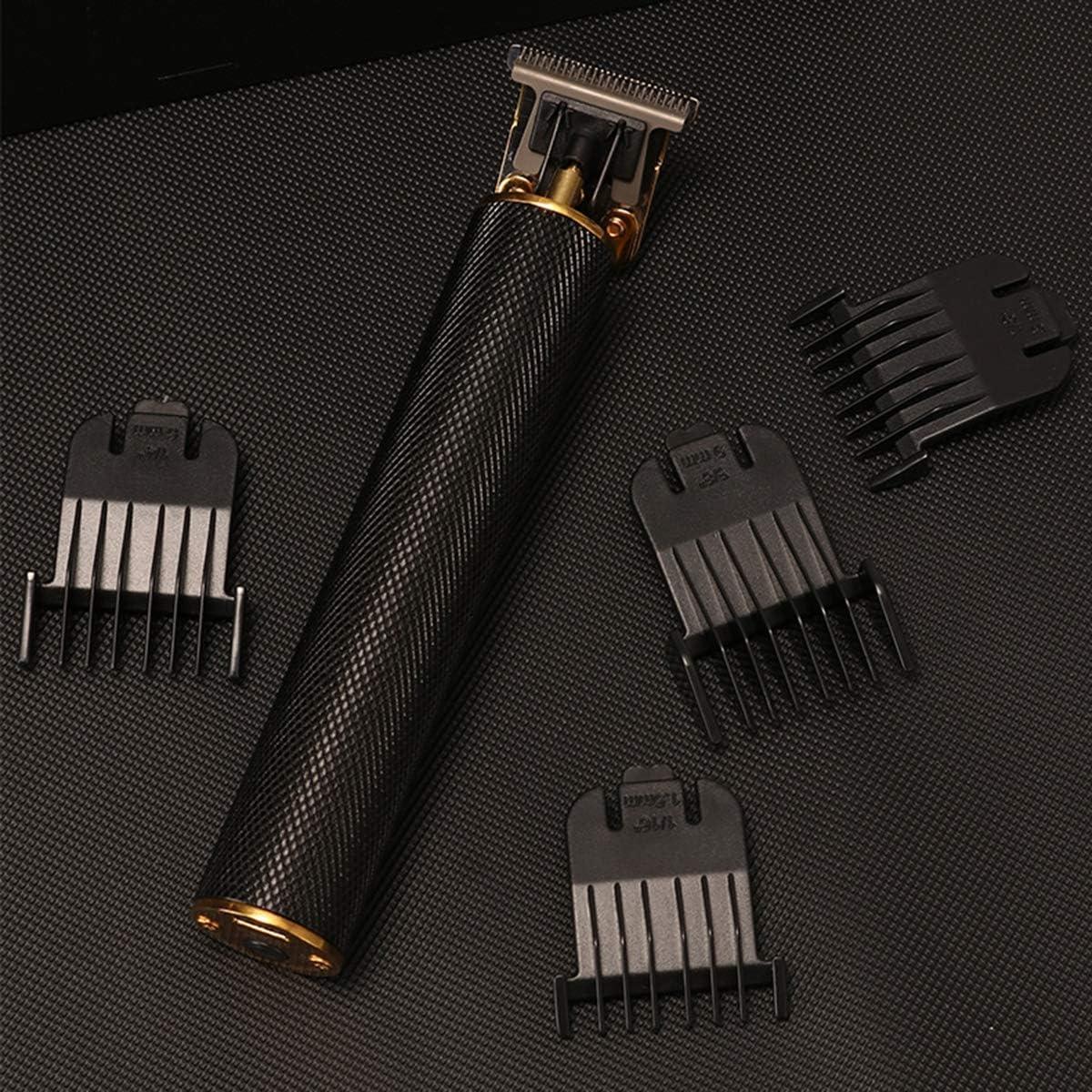DaMohony Cortapelos eléctricos Recortador de corte recargable Kit ...