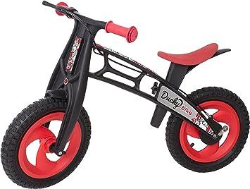 Ducky - Bicicleta evolutiva con Freno, Color Rojo (105): Amazon.es ...