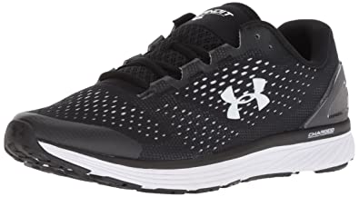 cheap for discount f42a2 7f2b3 Under Armour Men's Charged Bandit 4 Team Running Shoe Black ...