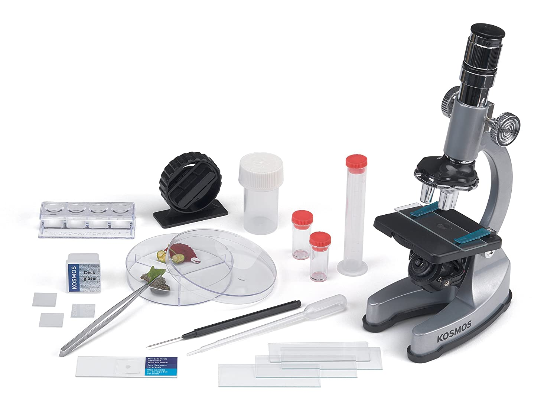 Kosmos 635718 geolino mikroskop: amazon.de: spielzeug