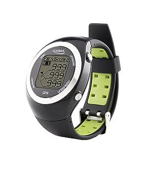 e1a577917afe Posma GT2 Reloj de Entrenamiento de Golf con GPS y telémetro