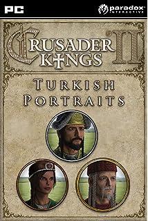 Amazon com: Crusader Kings 2: Persian Portraits DLC [Online Game