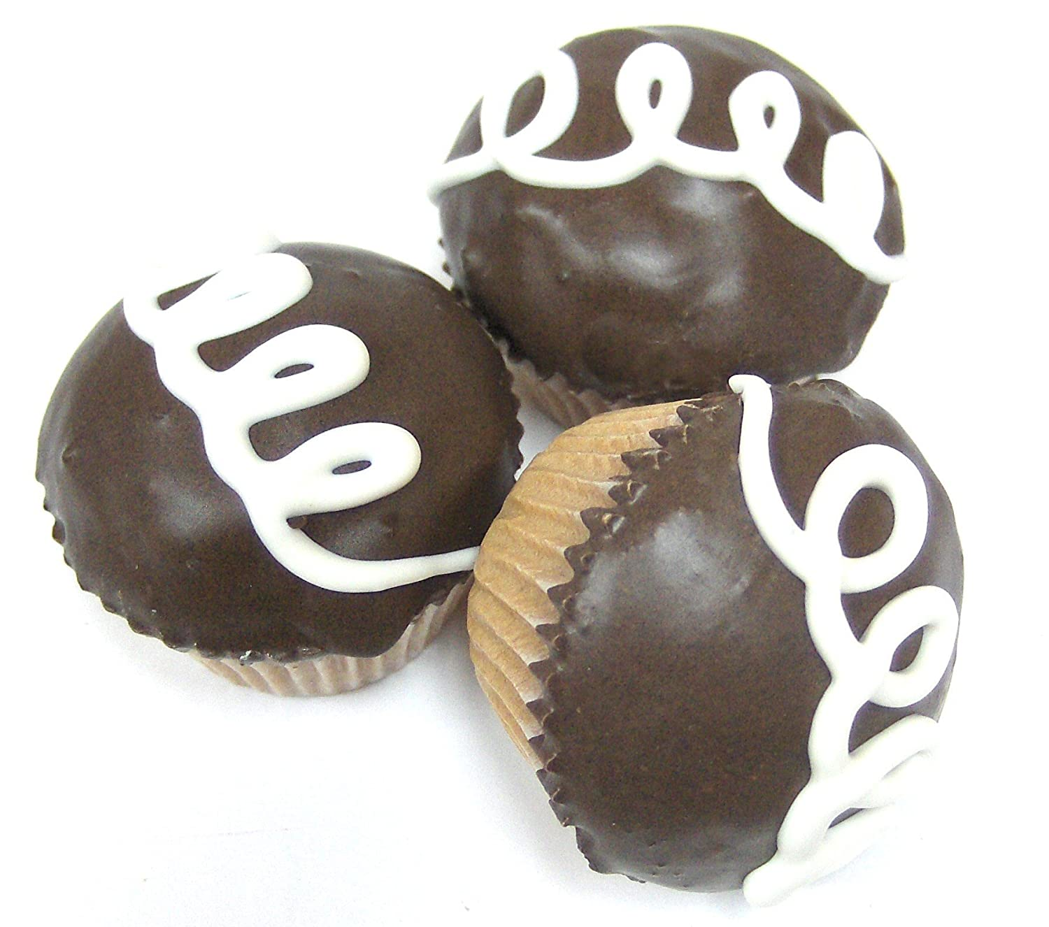 Canine Cupcakes Bite Size Gourmet Dog Treats by Claudias Canine Bakery (Curly Tail)