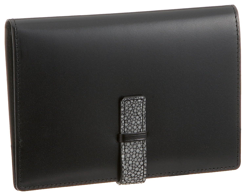 [コローレボルサ] Passport case MG-005 Black B001Q3L9IW