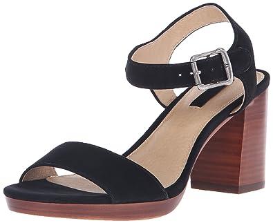 5e75b4f5398c Amazon.com  FRYE Women s Blake Two-Piece Dress Sandal  Shoes