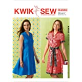 7df781555bb KWIK-SEW PATTERNS K4000OSZ Misses  Dresses and Belt Sewing Template