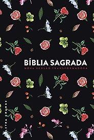 Bíblia NVT - Flores do Campo - Letra Grande