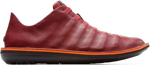 Sport Zapatos Marrón Hombre Zapatillas Camper Beetle Altas