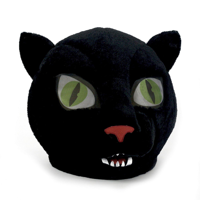 Maskimals Oversized Plush Halloween Holiday Mask Panther