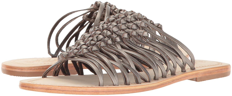 Seychelles Frauen Flache Sandalen Zinnfarben Zinnfarben Sandalen cb25d4