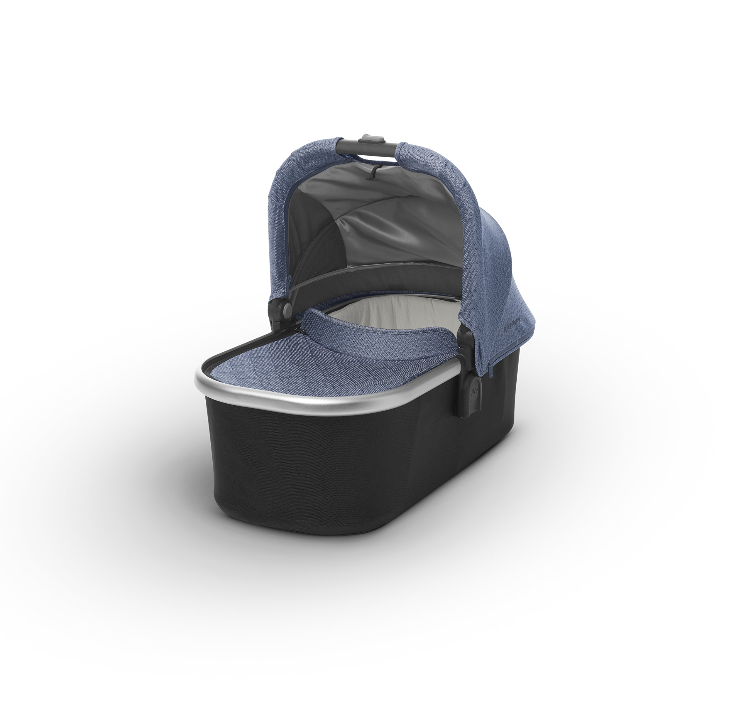 2018 UPPAbaby Bassinet - Henry (Blue Marl/Silver)